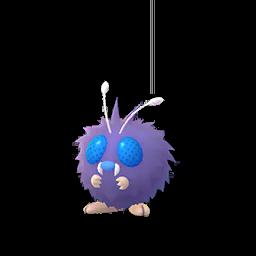 Modèle shiny de Mimitoss - Pokémon GO
