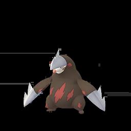 Sprite  de Minotaupe - Pokémon GO