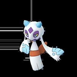 Sprite  de Momartik - Pokémon GO