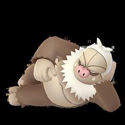 Sprite  de Monaflèmit - Pokémon GO