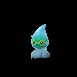 Sprite chromatique de Morphéo (Eau de Pluie) - Pokémon GO