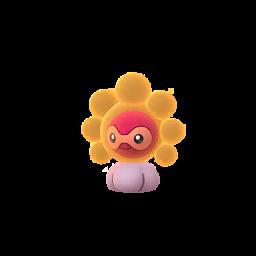Sprite chromatique de Morphéo (Solaire) - Pokémon GO
