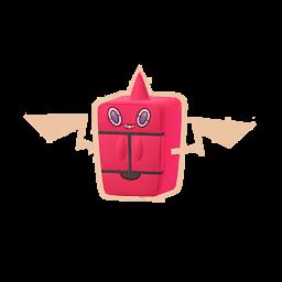 Sprite chromatique de Motisma (Forme Froid) - Pokémon GO
