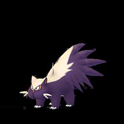 Fiche de Moufouette - Pokédex Pokémon GO