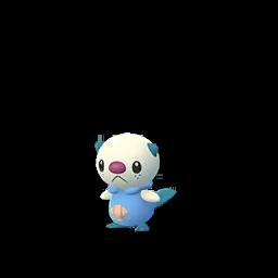 Sprite chromatique de Moustillon - Pokémon GO