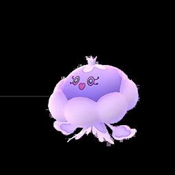 Sprite femelle chromatique de Moyade - Pokémon GO