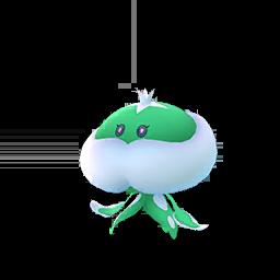 Sprite mâle chromatique de Moyade - Pokémon GO