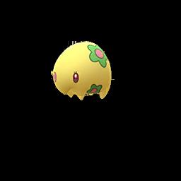 Sprite chromatique de Munna - Pokémon GO