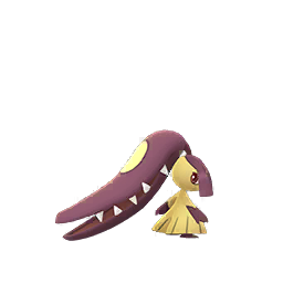 Sprite chromatique de Mysdibule - Pokémon GO