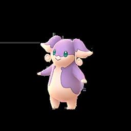 Sprite chromatique de Nanméouïe - Pokémon GO