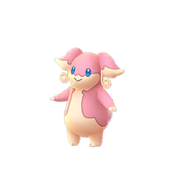 Modèle de Nanméouïe - Pokémon GO
