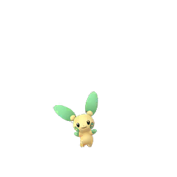 Modèle shiny de Négapi - Pokémon GO