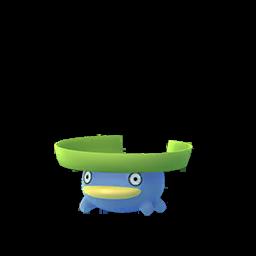 Fiche de Nénupiot - Pokédex Pokémon GO