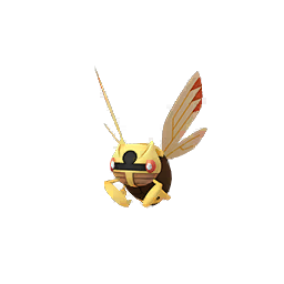 Ninjask forme chromatique