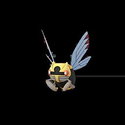 Sprite  de Ninjask - Pokémon GO