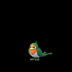 Fiche de Nirondelle - Pokédex Pokémon GO