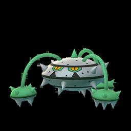 Modèle de Noacier - Pokémon GO