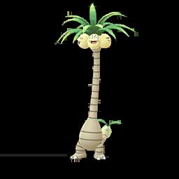 Sprite  de Noadkoko - Pokémon GO