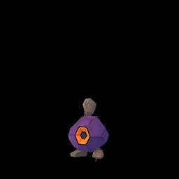 Pokémon nodulithe-s