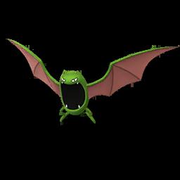 Sprite femelle chromatique de Nosferalto - Pokémon GO