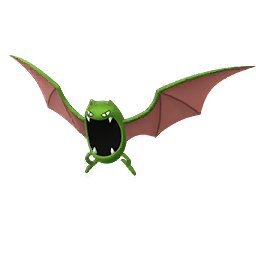 Sprite mâle chromatique de Nosferalto - Pokémon GO