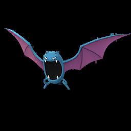 Sprite  de Nosferalto - Pokémon GO
