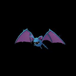 Sprite femelle de Nosferapti - Pokémon GO