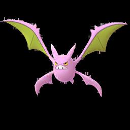 Sprite chromatique de Nostenfer - Pokémon GO
