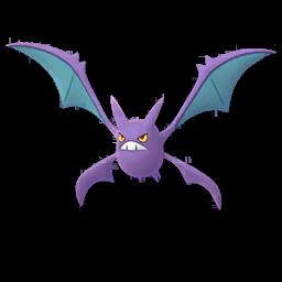 Sprite  de Nostenfer - Pokémon GO