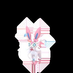 Pokémon nymphali-fleur