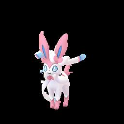Sprite  de Nymphali - Pokémon GO