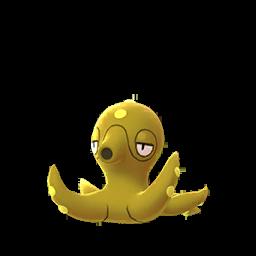 Sprite femelle chromatique de Octillery - Pokémon GO