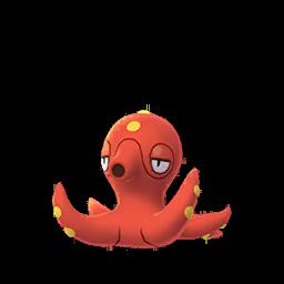 Sprite femelle de Octillery - Pokémon GO