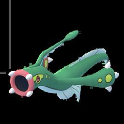 Sprite chromatique de Ohmassacre - Pokémon GO