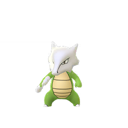 Sprite chromatique de Ossatueur - Pokémon GO