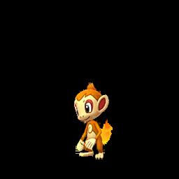 Modèle de Ouisticram - Pokémon GO