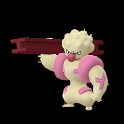 Sprite  de Ouvrifier - Pokémon GO