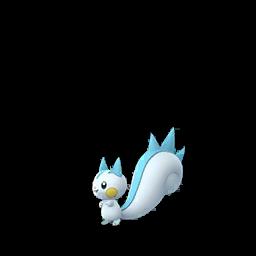 Modèle de Pachirisu - Pokémon GO