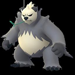 Pokémon pandarbare