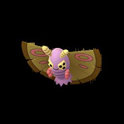Sprite femelle chromatique de Papinox - Pokémon GO
