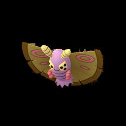 Sprite mâle chromatique de Papinox - Pokémon GO