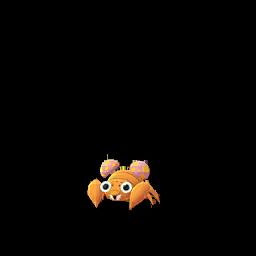 Modèle de Paras - Pokémon GO