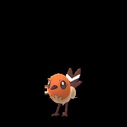 Pokémon passerouge-s