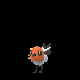Pokémon passerouge