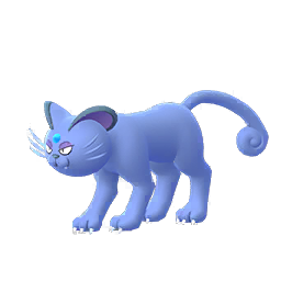 Sprite chromatique de Persian (Forme d'Alola) - Pokémon GO