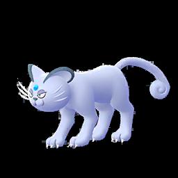 Modèle de Persian - Pokémon GO