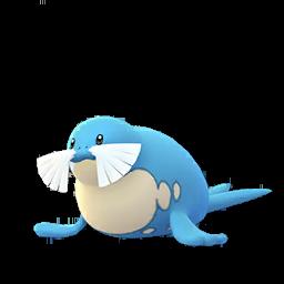Sprite  de Phogleur - Pokémon GO