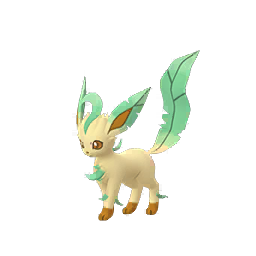 Sprite  de Phyllali - Pokémon GO
