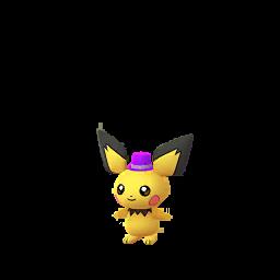 Pokémon pichu-festif2020-s