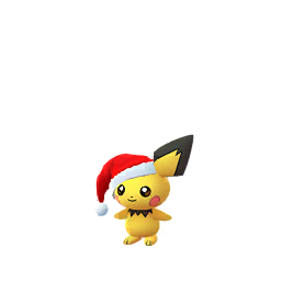 Sprite chromatique de Pichu - Pokémon GO